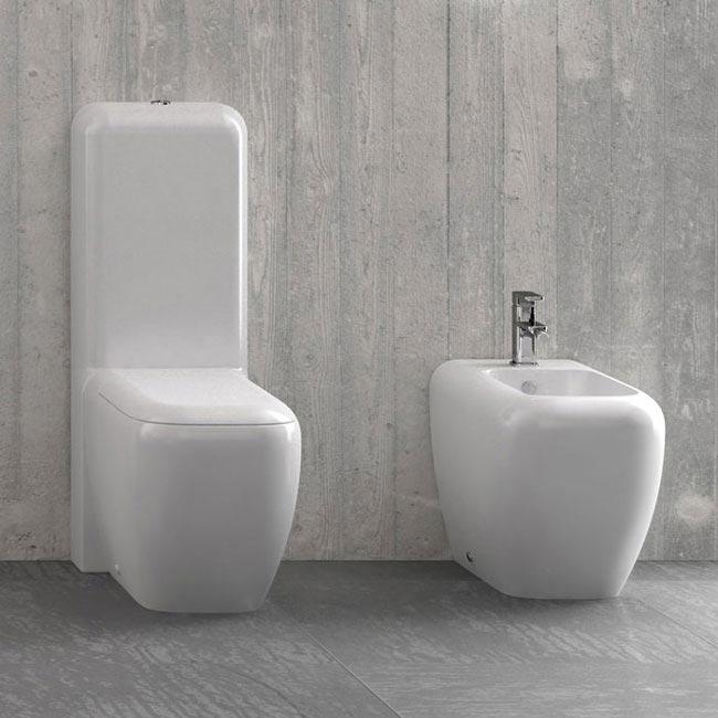 Big Monoblock Toilet Go Plus