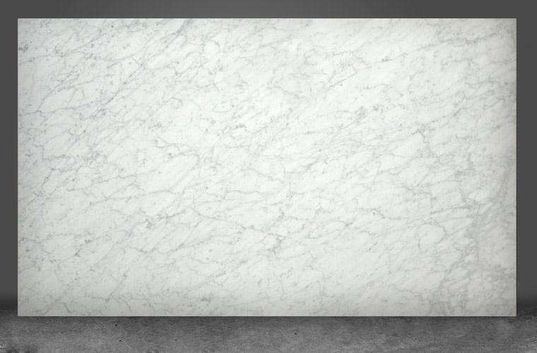 Bianco carrara gioia go plus for Color marmol carrara
